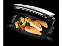 FAMILY 4 PORTION EASY CLEAN GRILL & MELT 14525 UNOPENED AND UNUSED!