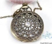 Vintage Pocket Watch Bronze