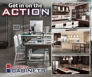 Action Cabinets - Everything You Need & More! 40% off SALE Now!