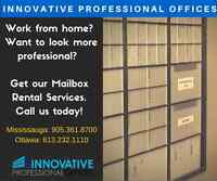 Mailbox Services Downtown Ottawa for LESS!