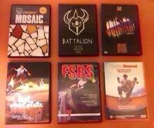 SKATEBOARD DVD'S FOR SALE Macleod Banyule Area Preview