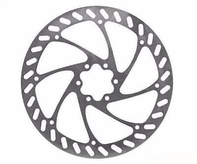 bolts Alligator Windcutter Mountain /& E Bike WHITE Disc Brake Rotor 203mm