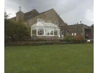 Substantial 4 Bed-roomed house for sale. Semi-rural location