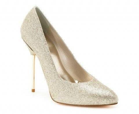 Pink Glitter Heels | eBay