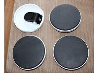 4 Roland TD1K V-Drums Electronic Drums.