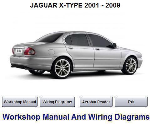 Jaguar Jtis Workshop Manual on
