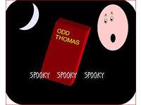 Odd Thomas by Dean Koontz (paperback)