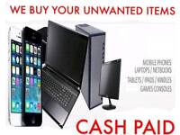 WANTED/ APPLE IPHONE X 8 7 PLUS SAMSUNG GALAXY S8 NOTE 8 EDGE MACBOOK IMAC IPAD PS4 XBOX DYSON