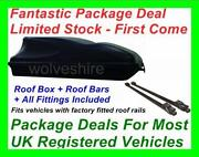 Citroen C4 Grand Picasso Roof Box