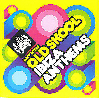 Back To The Oldskool Ibiza Anthems (2 CD)