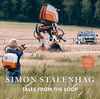 Tales from the Loop, Hardcover by Stålenhag, Simon, Brand New, Free shipping ...