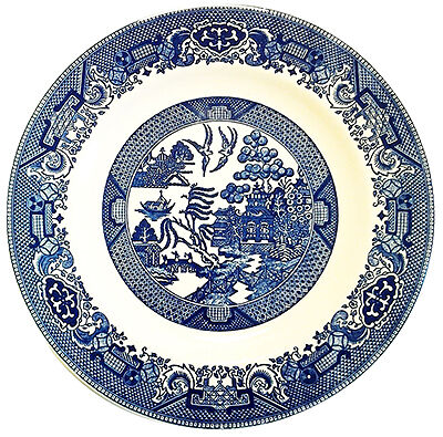 Blue willow china buying guide ebay Most popular china patterns
