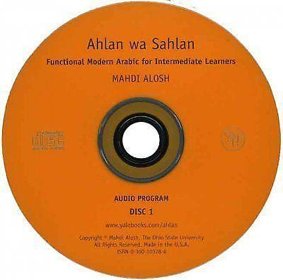 Ahlan wa Sahlan: Letters and Sounds of the Arabic Language ...