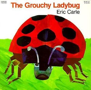 Bad Tempered Ladybird - Year 1
