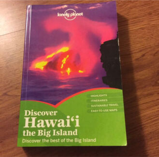 Lonely planet - the big island
