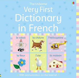 Very First Dictionary in French '