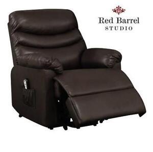 NEW* RBS ROCKEFELLER RECLINER - 124469756 - LIFT CHAIR RECLINER RED BARREL STUDIO