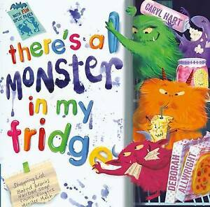 There's a Monster in My Fridge by Caryl Hart (Paperback, 2015)