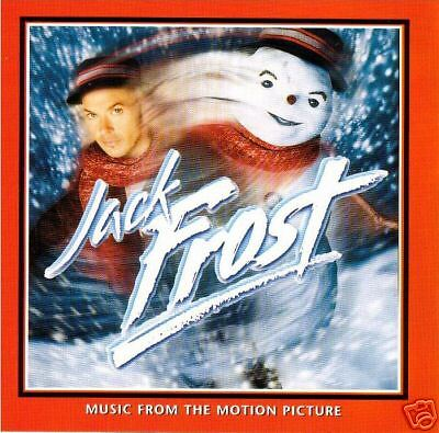 Used, Jack Frost - 1998 - Original Movie Soundtrack-14 Track-CD for sale  Shipping to Canada