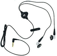 BlackBerry Wired Stereo Headset * NEVER USED *