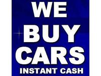 Cash for your car or van up to £2000 paid quick collection