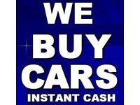 CASH FOR CARS VANS 4x4 £££££