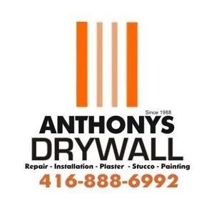 CEILING AND DRYWALL DAMAGE REPAIR 416-888-6992