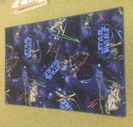 Kids Start Wars Themed Rug