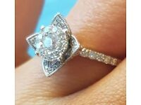 Missing *Rose type Engagement ring* CASH REWARD