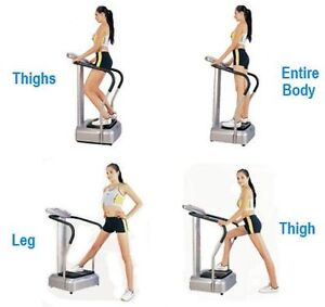 CRAZY FIT MASSAGE WORK OUT EXERCISE MACHINE STATE OF THE ART ! Cambridge Kitchener Area image 9