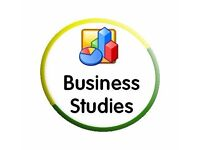 Business Studies Personal Tutor