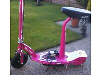 RAZER SCOOTER perfect condition not long new cost £159 will except £65.