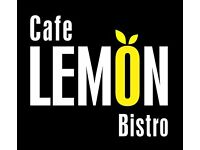 Café Bistro ---- 2 Assistant Chefs wanted: full-time and part-time positions