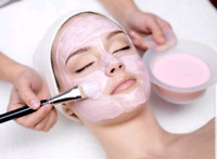 Waxing and facial at your home