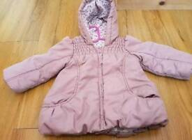 Mothercare Coat 6-9mths
