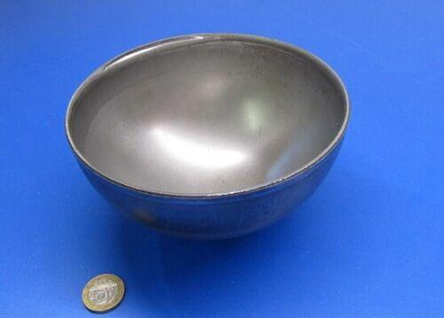 """Hot Rolled Steel Half Sphere / Balls 6.00"""" Diameter x 3.0"""" Height, 4 Pieces"""