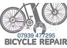 Pedal bike repairs or a Service