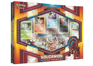 Pokemon Volcanion & Magearna Collection Boxes Available Friday