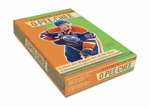 17-18 O-Pee-Chee Hockey Now Available @ Breakaway