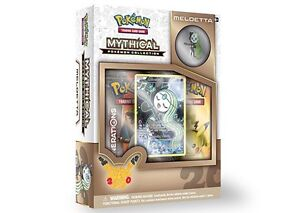 Pokemon Mythical Collection Boxes Buy 2 Get 1 FREE!