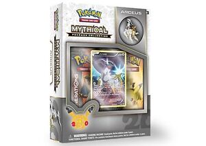 Pokemon Arceus Mythical Collection Box Now Available @ Breakaway