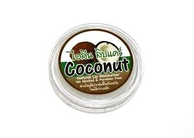 ( Thai Coconut Lip Natural Lip Care Coconut Moisturzer Organic Oli 10 g)