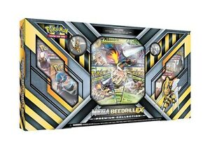 Pokemon Mega Beedrill EX Premium Collection Available Tuesday