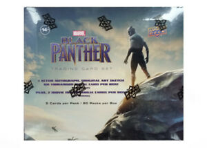 Marvel Black Panther Trading Cards now available @ Breakaway