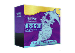 Pokemon Dragon Majesty Elite Trainer Available @ Breakaway