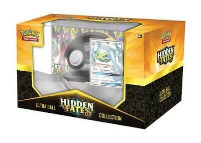 Pokemon Trading Card Game Hidden Fates Shiny Metagross GX Ultra Ball Collection