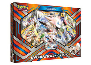 Pokemon Lycanroc GX Box Now Available @ Breakaway