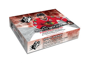 2016-17 Upper Deck SPX Hockey Now Available @ Breakaway