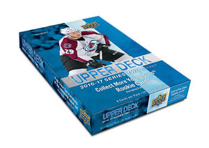 2016-17 Upper Deck Series 2 Hockey Now Available @ Breakaway
