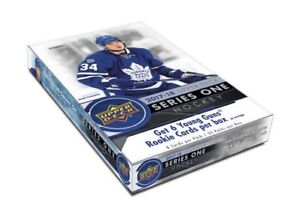 17-18 Upper Deck Series 1 Hockey Now Available @ Breakaway